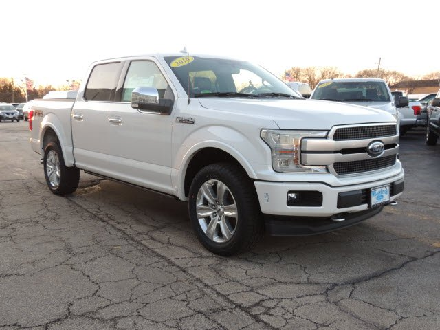 2018 F-150 SuperCrew Cab 4x4, Pickup #IT5549 - photo 4