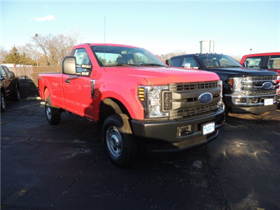 2018 F-350 Regular Cab 4x4,  Pickup #IT5571 - photo 4