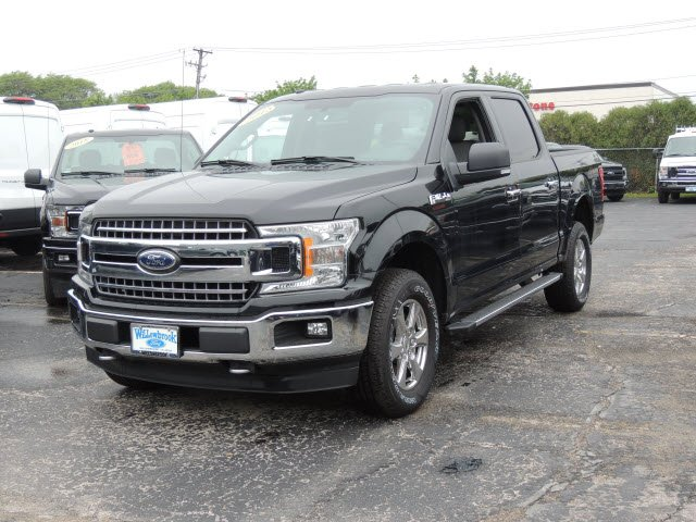 2018 F-150 SuperCrew Cab 4x4,  Pickup #IT5574 - photo 1