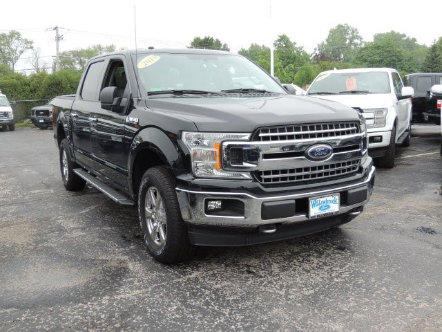 2018 F-150 SuperCrew Cab 4x4,  Pickup #IT5574 - photo 4