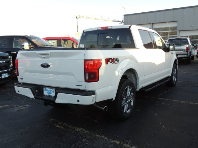 2018 F-150 Crew Cab 4x4, Pickup #IT5576 - photo 2