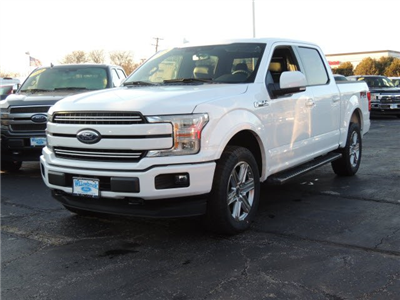 2018 F-150 Crew Cab 4x4, Pickup #IT5576 - photo 3