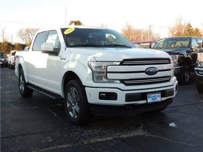 2018 F-150 Crew Cab 4x4, Pickup #IT5576 - photo 1
