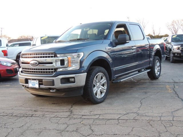 2018 F-150 SuperCrew Cab 4x4,  Pickup #IT5583 - photo 1