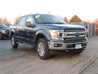 2018 F-150 SuperCrew Cab 4x4,  Pickup #IT5583 - photo 4