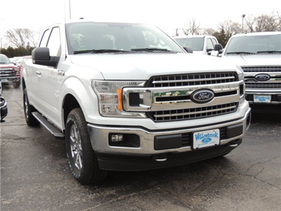 2018 F-150 Super Cab 4x4, Pickup #IT5588 - photo 4