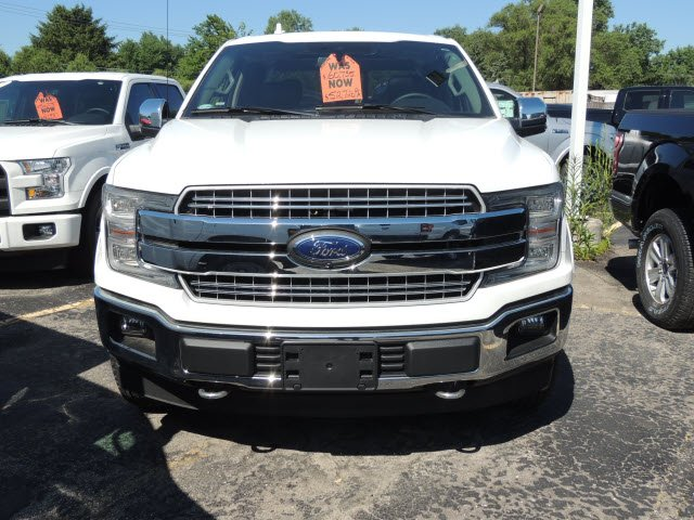 2018 F-150 SuperCrew Cab 4x4,  Pickup #IT5598 - photo 3