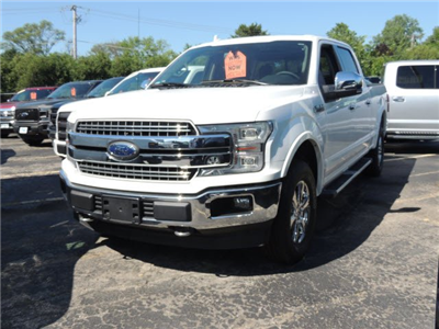 2018 F-150 SuperCrew Cab 4x4,  Pickup #IT5598 - photo 1