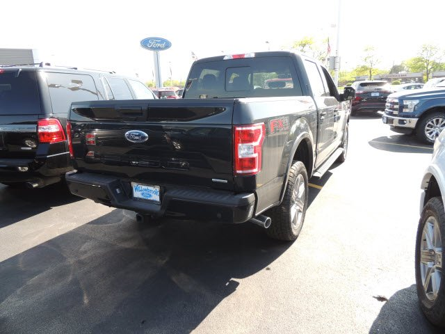 2018 F-150 SuperCrew Cab 4x4, Pickup #IT5602 - photo 5