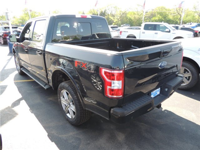 2018 F-150 SuperCrew Cab 4x4, Pickup #IT5602 - photo 2