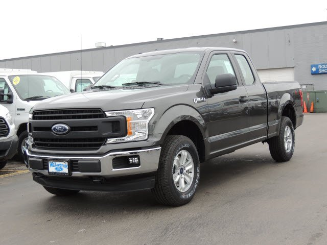 2018 F-150 Super Cab 4x4,  Pickup #IT5622 - photo 1