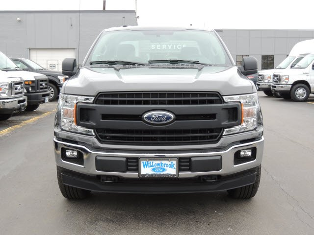 2018 F-150 Super Cab 4x4,  Pickup #IT5622 - photo 3