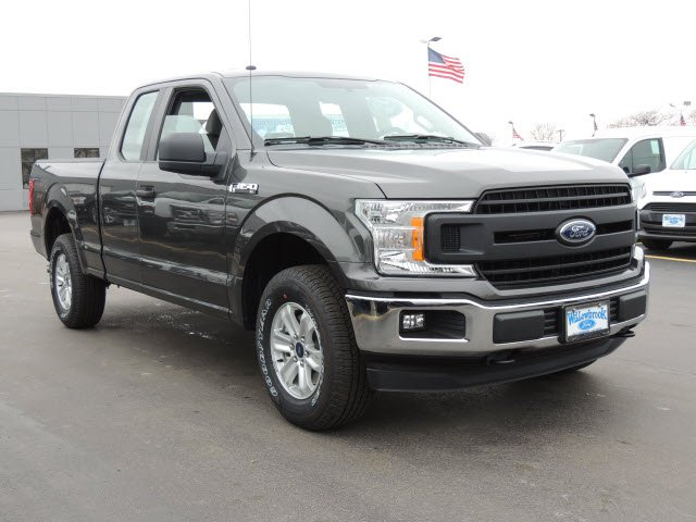 2018 F-150 Super Cab 4x4,  Pickup #IT5622 - photo 4