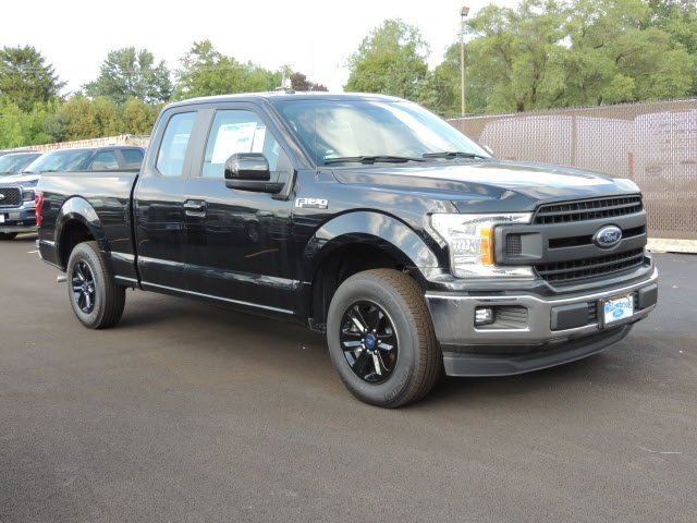 2018 F-150 Super Cab 4x2,  Pickup #IT5634 - photo 4
