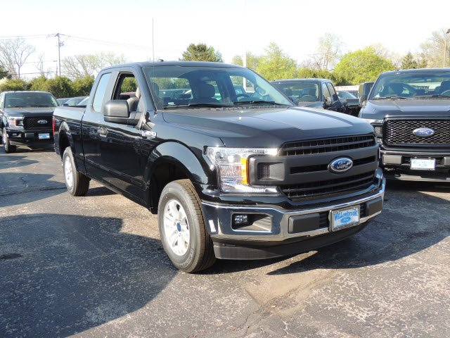 2018 F-150 Super Cab, Pickup #IT5647 - photo 4