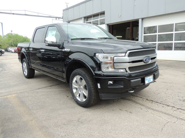 2018 F-150 SuperCrew Cab 4x4,  Pickup #IT5649 - photo 4