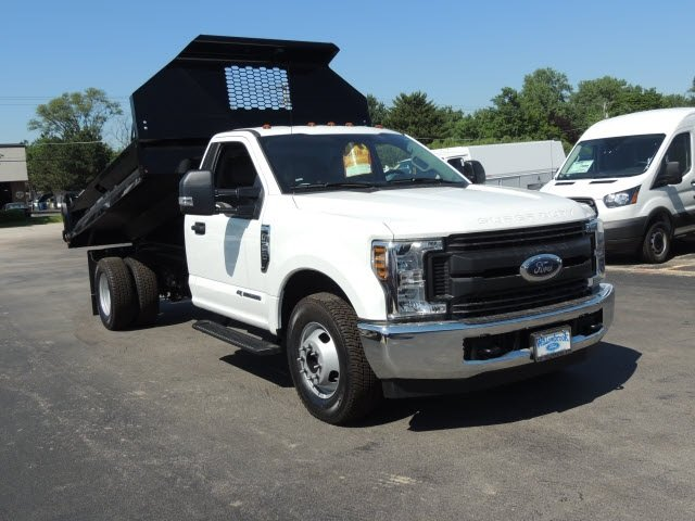 2018 F-350 Regular Cab DRW 4x2,  Knapheide Dump Body #IT5651 - photo 4