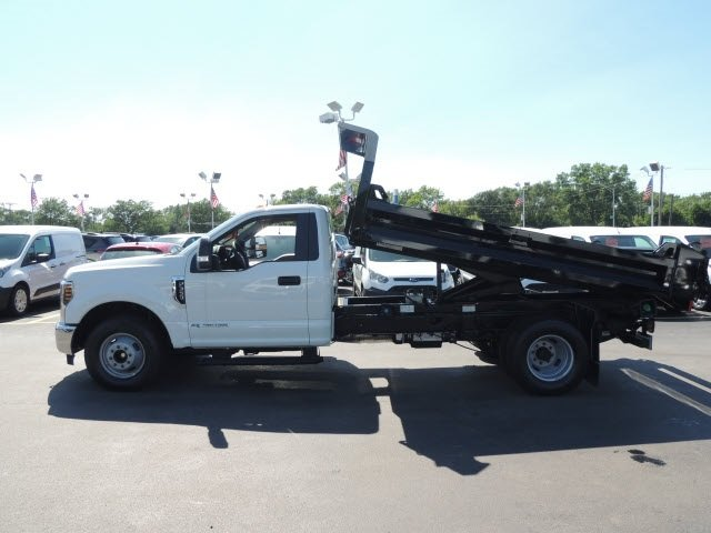 2018 F-350 Regular Cab DRW 4x2,  Knapheide Dump Body #IT5651 - photo 7