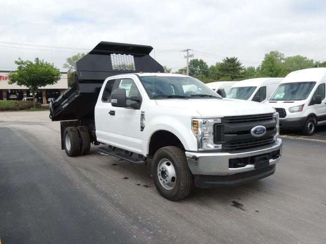 2018 F-350 Super Cab DRW 4x4,  Knapheide Dump Body #IT5655 - photo 4