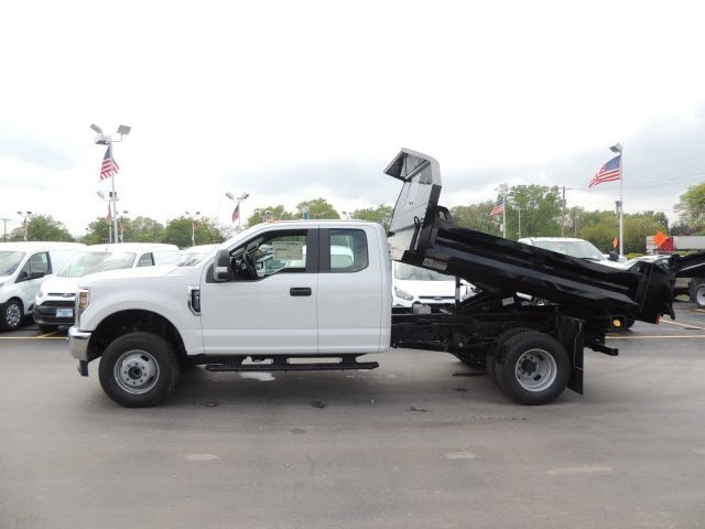 2018 F-350 Super Cab DRW 4x4,  Knapheide Dump Body #IT5655 - photo 7