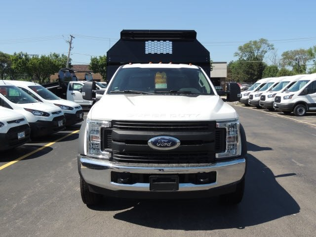2018 F-550 Super Cab DRW 4x2,  Knapheide Dump Body #IT5662 - photo 3