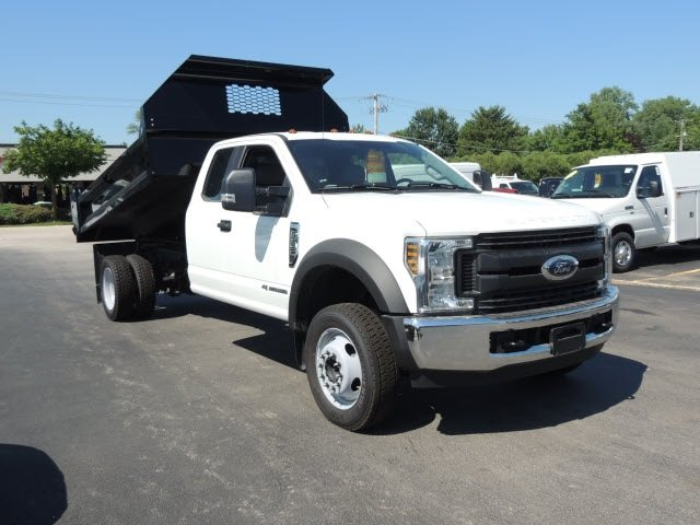 2018 F-550 Super Cab DRW 4x2,  Knapheide Dump Body #IT5662 - photo 4