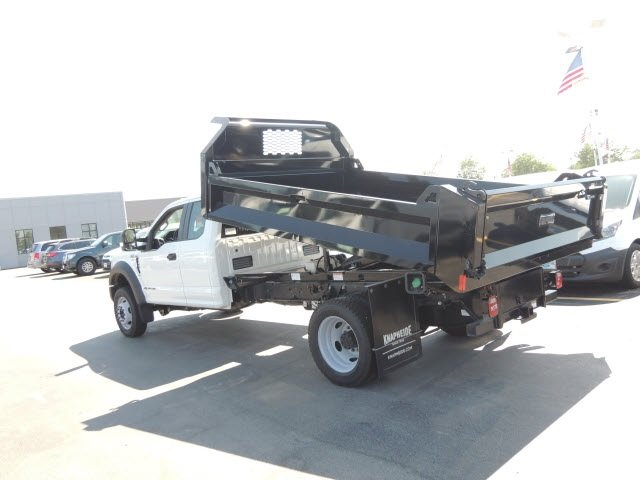 2018 F-550 Super Cab DRW 4x2,  Knapheide Dump Body #IT5662 - photo 2