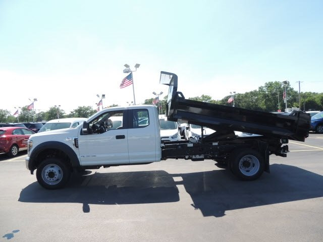 2018 F-550 Super Cab DRW 4x2,  Knapheide Dump Body #IT5662 - photo 7