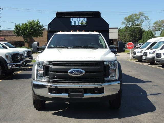 2018 F-450 Super Cab DRW 4x2,  Knapheide Dump Body #IT5676 - photo 3