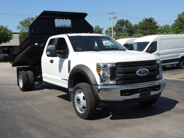 2018 F-450 Super Cab DRW 4x2,  Knapheide Dump Body #IT5676 - photo 4