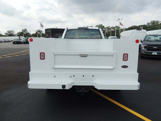 2018 F-350 Super Cab DRW 4x4,  Reading Service Body #IT5683 - photo 6
