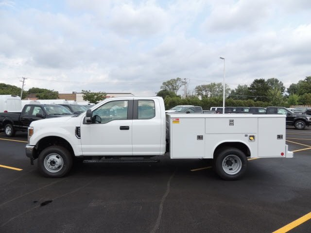 2018 F-350 Super Cab DRW 4x4,  Reading Classic II Steel Service Body #IT5683 - photo 7