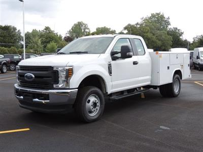 2018 F-350 Super Cab DRW 4x4,  Reading Classic II Steel Service Body #IT5683 - photo 1