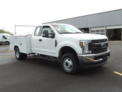 2018 F-350 Super Cab DRW 4x4,  Reading Classic II Steel Service Body #IT5683 - photo 4