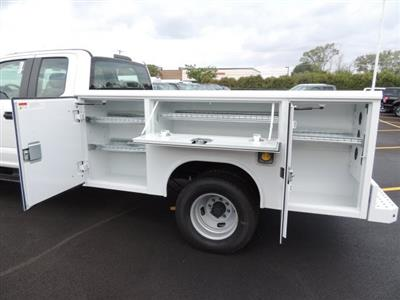 2018 F-350 Super Cab DRW 4x4,  Reading Classic II Steel Service Body #IT5683 - photo 9
