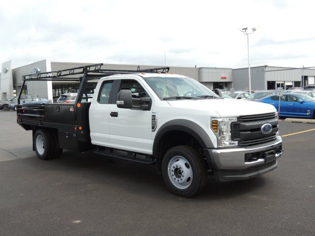 2018 F-450 Super Cab DRW 4x4,  Monroe Contractor Body #IT5692 - photo 4
