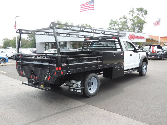 2018 F-450 Super Cab DRW 4x4,  Monroe Contractor Body #IT5692 - photo 5