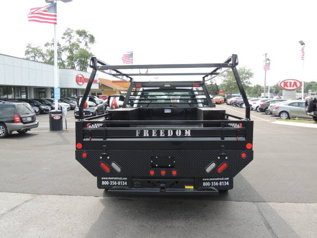 2018 F-450 Super Cab DRW 4x4,  Monroe Contractor Body #IT5692 - photo 6