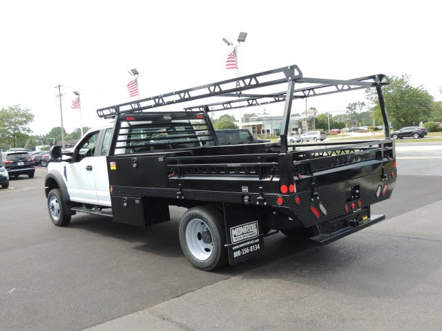 2018 F-450 Super Cab DRW 4x4,  Monroe Contractor Body #IT5692 - photo 2