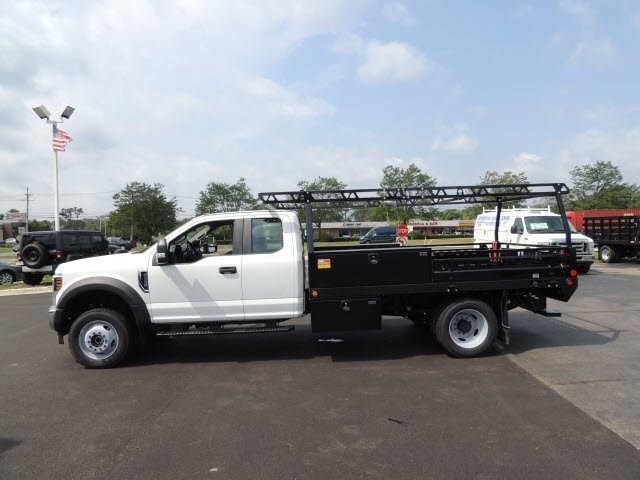 2018 F-450 Super Cab DRW 4x4,  Monroe Contractor Body #IT5692 - photo 7