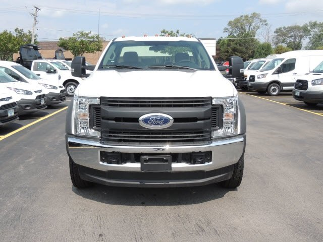2018 F-450 Regular Cab DRW 4x4,  Cab Chassis #IT5698 - photo 3
