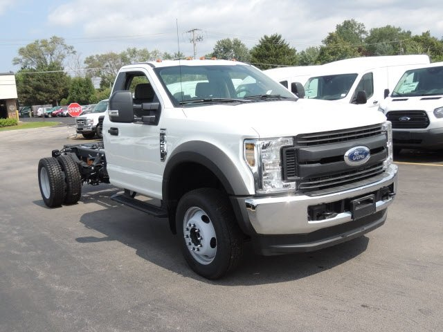 2018 F-450 Regular Cab DRW 4x4,  Cab Chassis #IT5698 - photo 4