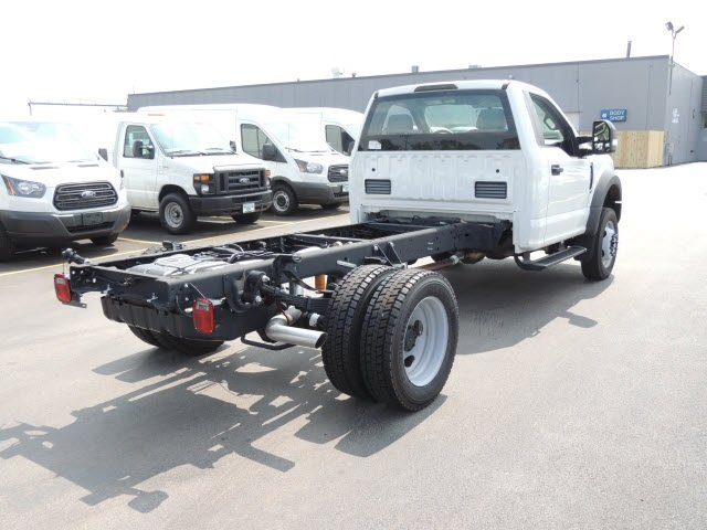 2018 F-450 Regular Cab DRW 4x4,  Cab Chassis #IT5698 - photo 5