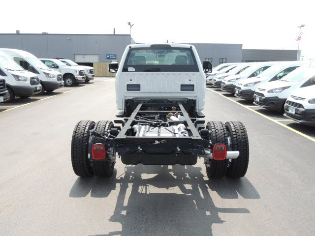 2018 F-450 Regular Cab DRW 4x4,  Cab Chassis #IT5698 - photo 6