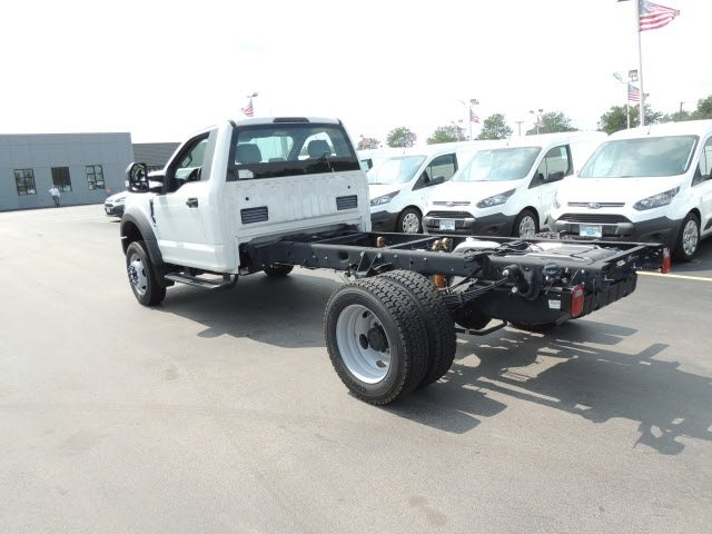 2018 F-450 Regular Cab DRW 4x4,  Cab Chassis #IT5698 - photo 2