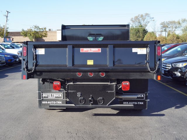 2018 F-450 Regular Cab DRW 4x4,  Rugby Eliminator LP Steel Dump Body #IT5706 - photo 6