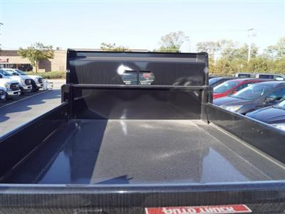 2018 F-450 Regular Cab DRW 4x4,  Rugby Eliminator LP Steel Dump Body #IT5706 - photo 10