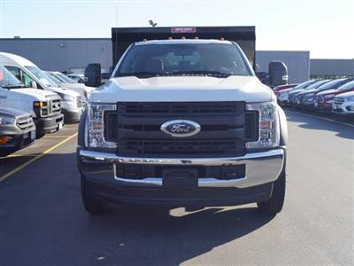 2018 F-450 Regular Cab DRW 4x4,  Rugby Eliminator LP Steel Dump Body #IT5706 - photo 3
