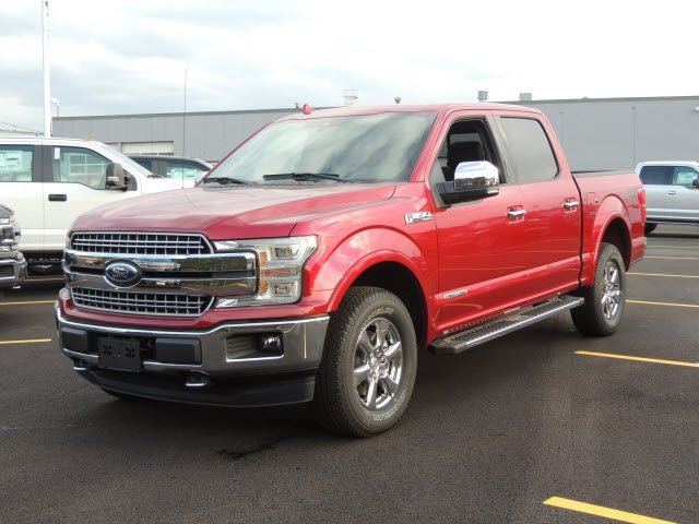 2018 F-150 SuperCrew Cab 4x4,  Pickup #IT5710 - photo 1