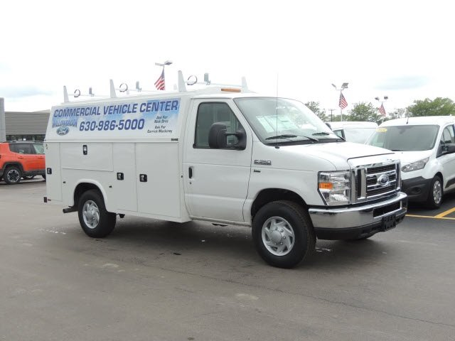2018 E-350 4x2,  Knapheide Service Utility Van #IT6925 - photo 4